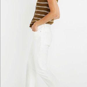 Madewell Jeans - NWT Madewell High Rise Slim Jean